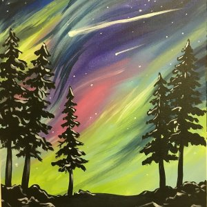 Sip & Paint Stargazer Canvas Painting Class @ Creative Canvas and Board   La Crosse   Wisconsin   United States