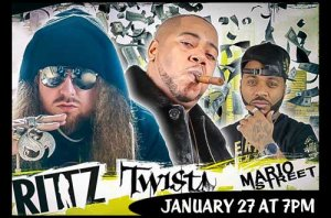 Twista, Rittz and Mario Street @ La Crosse Center | La Crosse | Wisconsin | United States