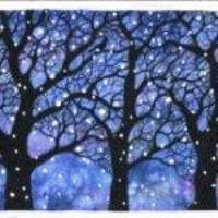 Sip & Paint Snowy Eve Canvas Painting Class @ Creative Canvas and Board   La Crosse   Wisconsin   United States