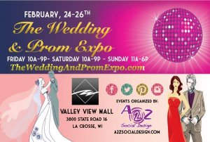 Wedding and Prom Expo @ Valley View Mall | La Crosse | Wisconsin | United States