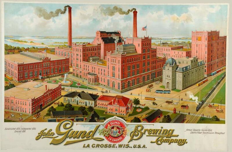 3 Breweries of the Past in La Crosse, Wisconsin