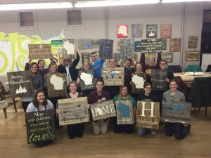 Choose Your Own Board Class @ Creative Canvas and Board | La Crosse | Wisconsin | United States
