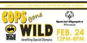 Cops Gone Wild @ Buffalo Wild Wings   Onalaska   Wisconsin   United States