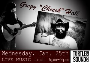 "Sound Check with Gregg ""Cheech"" Hall @ Turtle Stack Brewery 