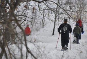 Snowshoe Hike to Support Organic Farming @ La Crosse Center   La Crosse   Wisconsin   United States
