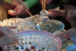 Dumpling Class @ Dim Sum Tea Shop   La Crosse   Wisconsin   United States