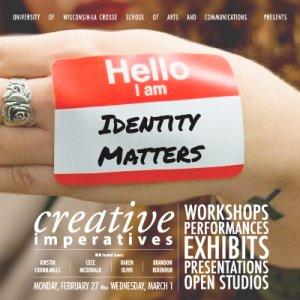 UWL Creative Imperatives Festival @ University of Wisconsin La Crosse | La Crosse | Wisconsin | United States