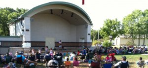 """2017 Holmen """"Sunday Concerts in the Park"""" @ Halfway Creek Park - Band Shell"""