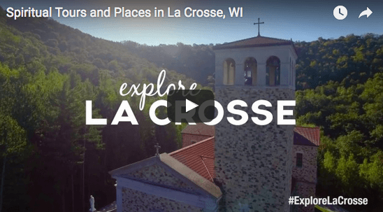 Spiritual Tours and Places in La Crosse, Wisconsin (Video)