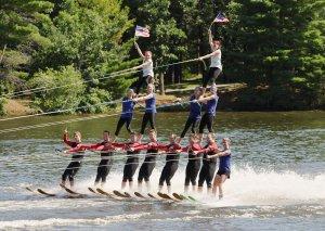River City Water Ski Show @ River City Water Ski Show Team | La Crosse | Wisconsin | United States