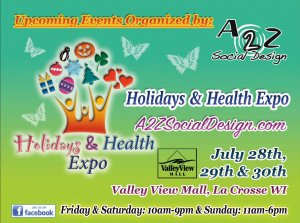 Holidays & Health Expo @ Valley View Mall | La Crosse | Wisconsin | United States