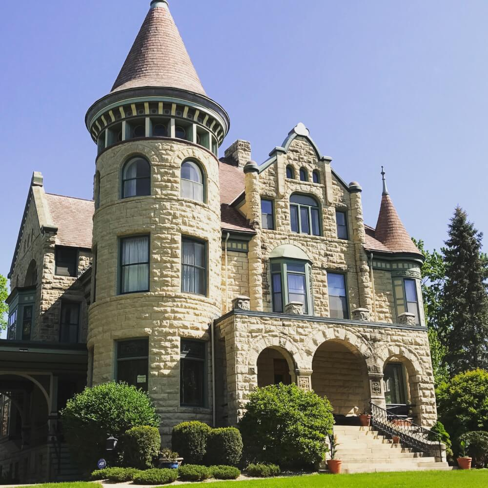 Castle Bed Breakfast La Crosse Wi