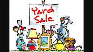 Myrick Park Community Yard Sale Fundraiser @ Myrick Park Main Shelter (when entering the park) | La Crosse | Wisconsin | United States