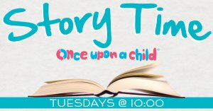 Story Time at Once Upon A Child @ Once Upon A Child | Onalaska | Wisconsin | United States