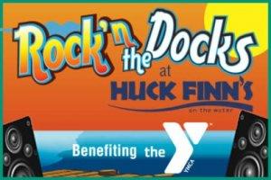 Rock'n the Docks @ Huck Finn's On the Water | La Crosse | Wisconsin | United States