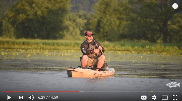 Kayak Fishing Mississippi River Backwaters | Part 1 (Video)
