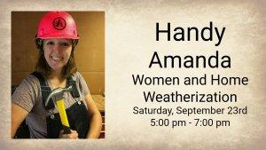 Women & Home Weatherization @ Gallery M (Janet Mootz Photo) | La Crescent | Minnesota | United States