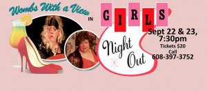 Girl's Night Out at The Muse Theatre @ The Muse Theatre