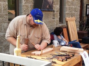 From Forest to Furniture at Castlerock @ Castlerock Museum | Alma | Wisconsin | United States