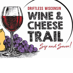 Driftless Wine & Cheese Trail