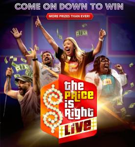 The Price is Right Live! @ La Crosse Center | La Crosse | Wisconsin | United States