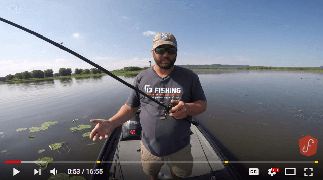 Bass Fishing in Unknown Places – Flukemaster (Video)