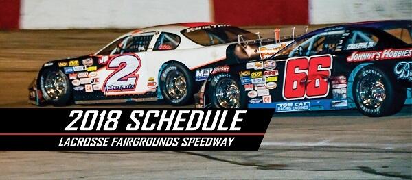 2018 La Crosse Speedway Schedule Announced