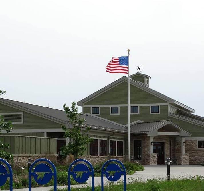 National Wildlife and Fish Refuge Visitor Center
