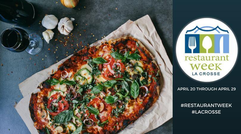 Restaurant Week La Crosse Starts Friday, April 20 – 29, 2018