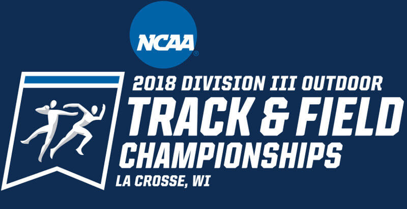 2018 NCAA® Division III Women's and Men's Outdoor Track & Field Championships
