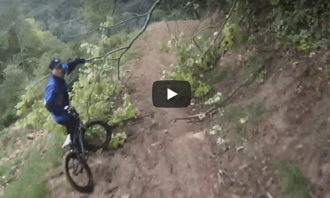'Flow' Bike Trails in Upper Hixon (Video)