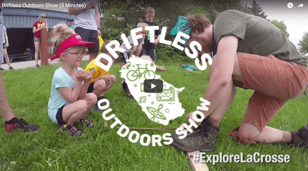 Driftless Outdoors Show (Video)