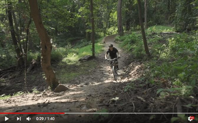 'Flow' Bike Trails in Upper Hixon II (Video)