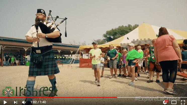 La Crosse Irishfest (Video)