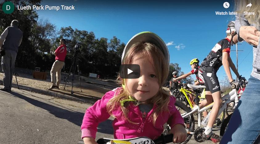 Lueth Park Pump Track (Video)