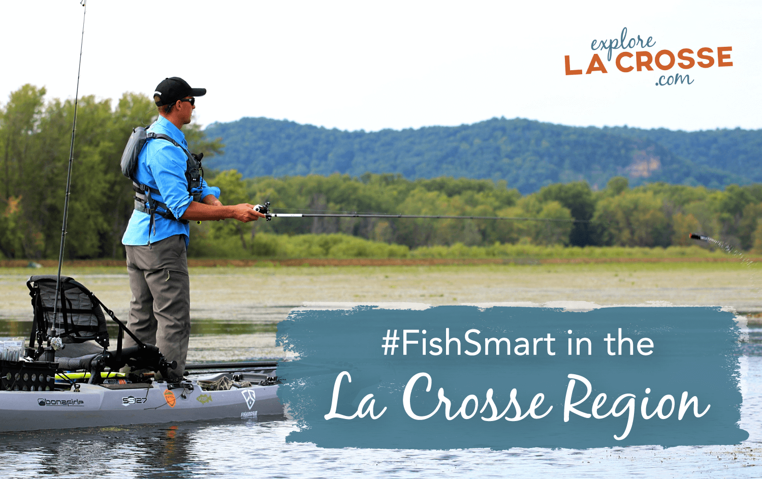 #FishSmart in the La Crosse Region