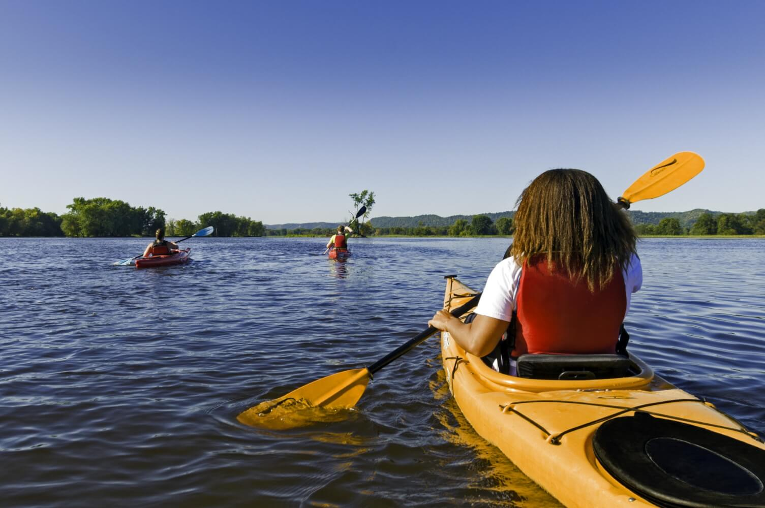 Paddle Away! Popular Paddle Rentals in La Crosse County
