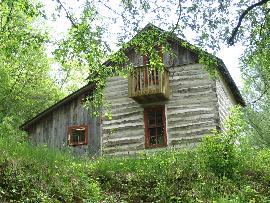 Norskedalen: The Paulsen Cabin