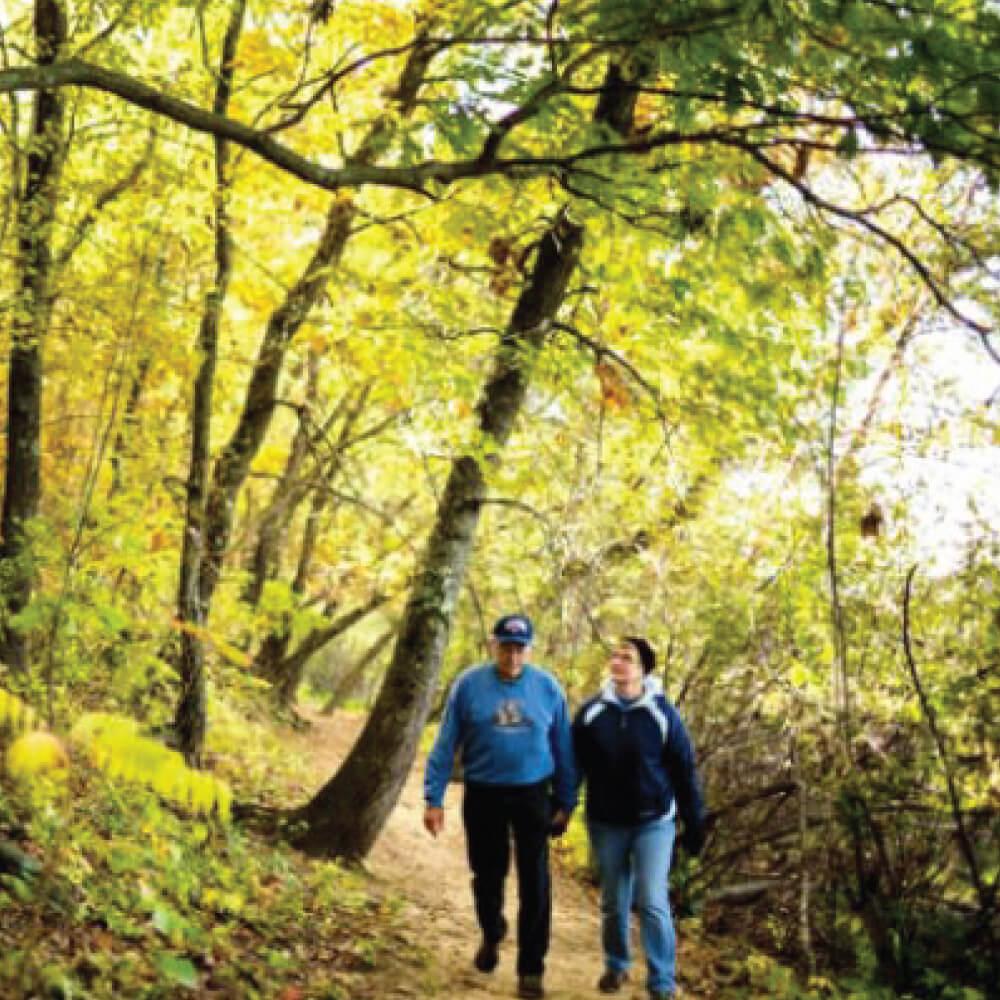 Hiking the La Crosse Region