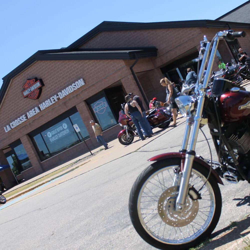 Great River Harley Davidson