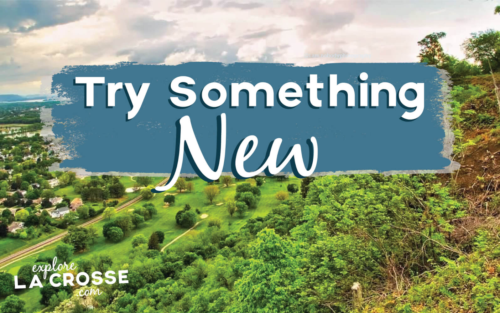 Try Something New Blog